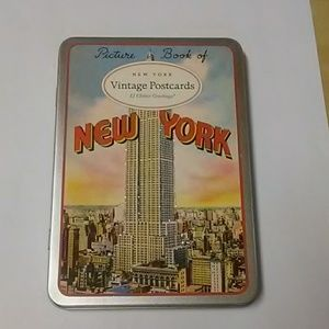 New York Vintage Postcards